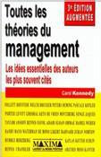 Toutes les théories du management - Carol Kennedy