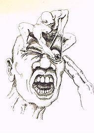 Algie faciale : le calvaire recommence…