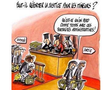 La justice des mineurs, 1945-2004