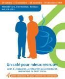 «Un café pour mieux recruter» – Les petits déj RH de la Maison de l'Emploi