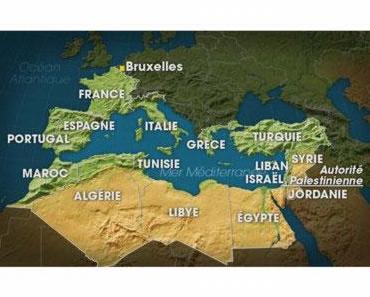 Liens utiles sur les Sud (et notamment la Méditerranée).