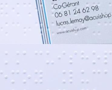La carte de visite, le premier CV de l'entreprise