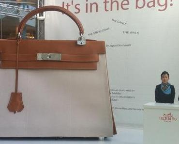 L'attraction mécanique audiovisuelle choisie par Hermès pour rendre hommage au sac Kelly en démonstration exclusive sur Heavent !