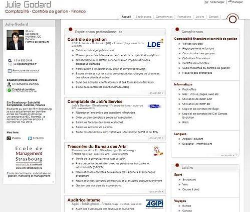 exemple de cv do you buzz Comment optimiser votre CV Doyoubuzz ? 5 exemples concrets ! exemple de cv do you buzz