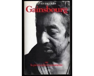 [Lecture Pour Entreprendre] Gainsbourg ou la provocation permanente