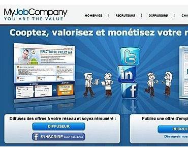 Avec MyJobCompany, devenez Coopteur professionnel !