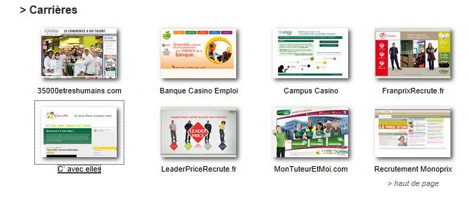 site recrutement casino