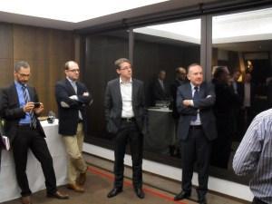 Coup d'envoi des rencontres informelles au Medef