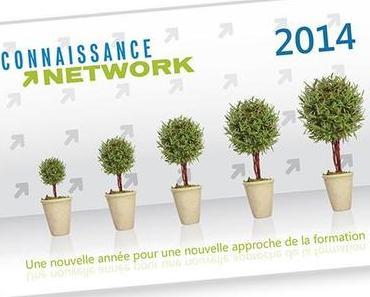Meilleurs voeux 2014 avec Connaissance Network
