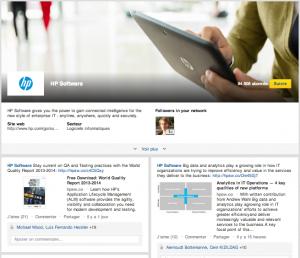 Sur LinkedIn, les «produits et services» disparaissent au profit des pages Vitrine