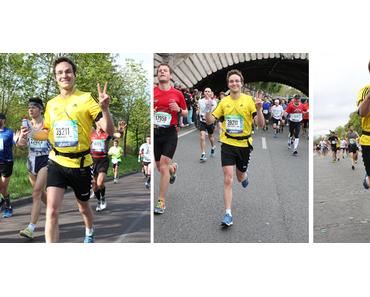 Le Club Runner au Marathon de Paris 2014
