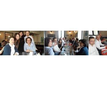 Le Business Lunch des consultants au restaurant l'Autre Café, vendredi 23 Mai 2014