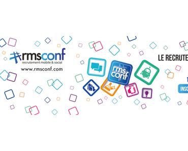 L'événement Recrutement de l'année : #rmsconf is back !