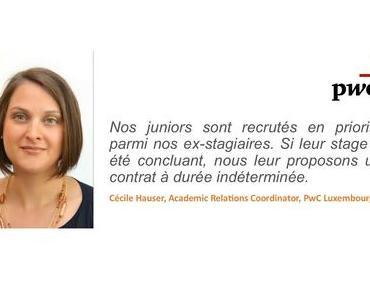 Interview de PwC Luxembourg, Gold Partner au salon de recrutement Unicareers.lu