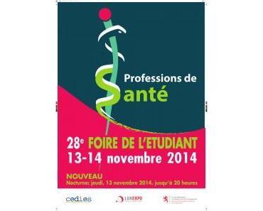 28e Foire de l'étudiant les 13 et 14 novembre à LuxExpo