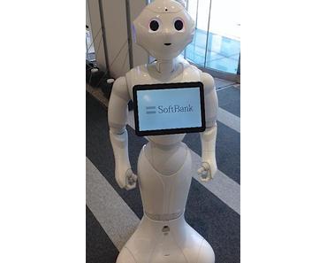 Nestlé embauche 1000 robots-vendeurs au Japon