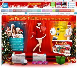 Repenser votre Webdesign pour les fêtes