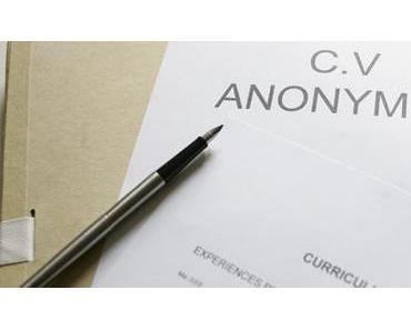 Le CV anonyme, une tendance laissée de côté …