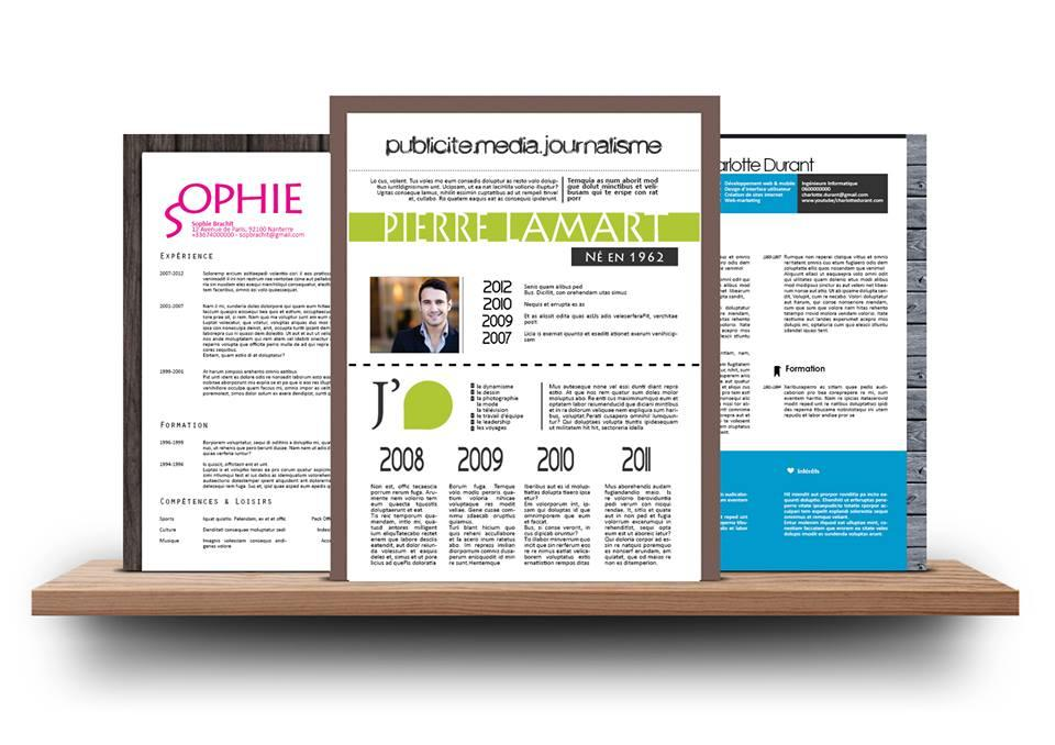 Best-Of CV Mycvfactory – Janvier