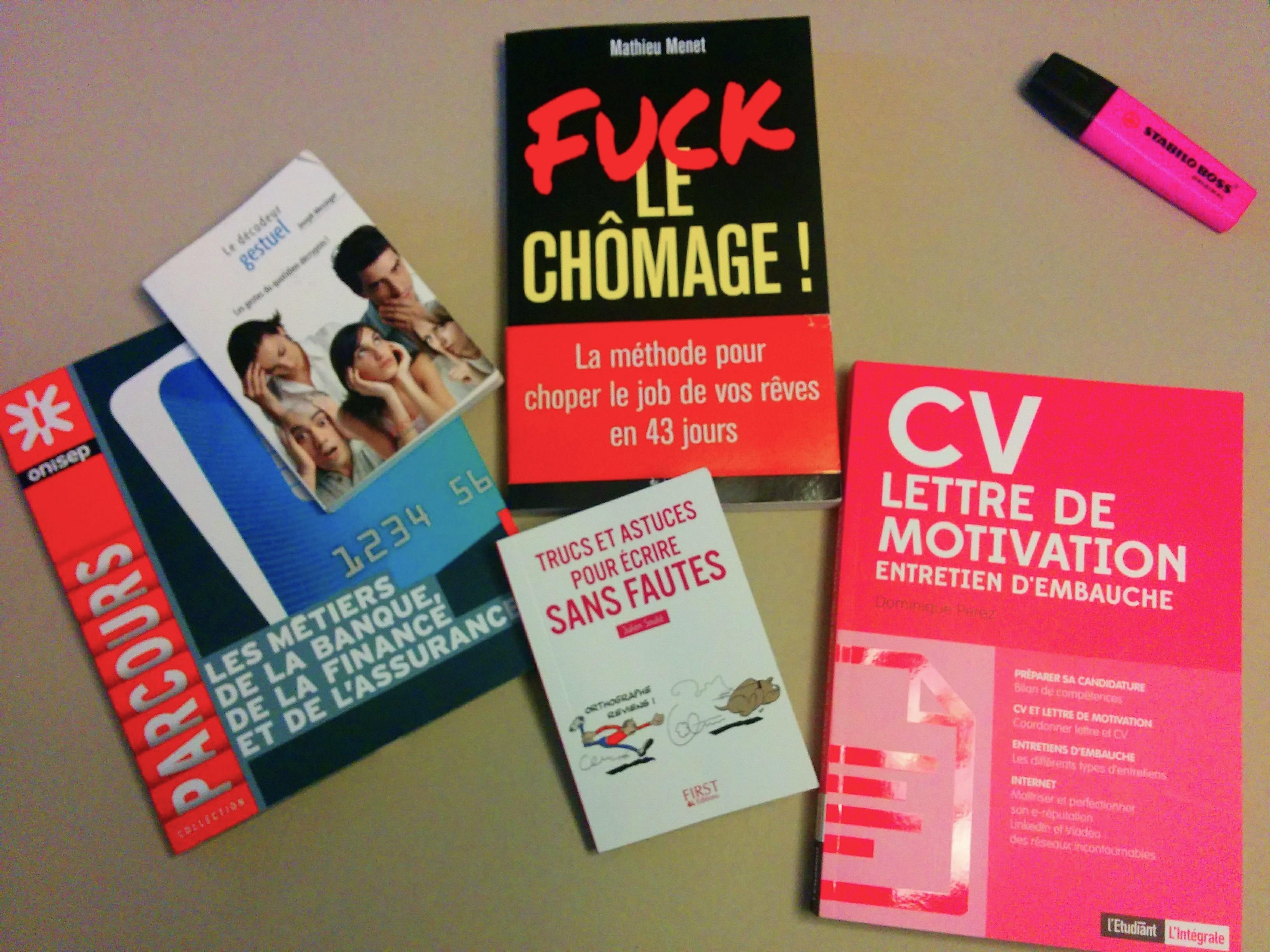 La Book List de Moovijob : Lisez Utile pour votre Carrière !