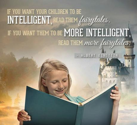 quote fairytale einstein
