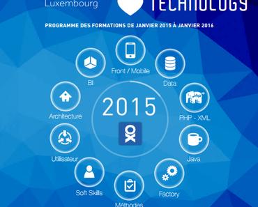 OXiane Luxembourg, des Formations IT, Utilisateurs et en Soft Skills
