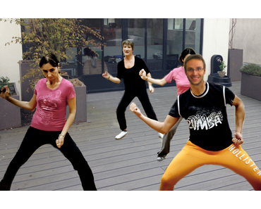 "Nouvelle Formation ""Zumba to Entertain"" pour Consultants Indépendants"