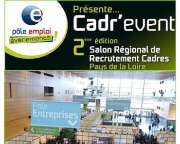 Salon régional de Recrutement Cadr'event – 2e édition