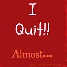 I quit ! L'art de … la rupture conventionnelle !