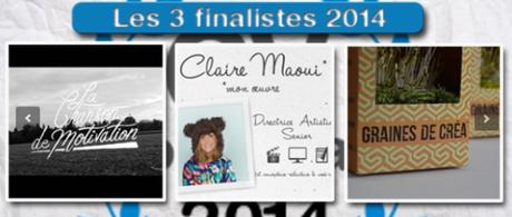 CV original 2014 : les 3 finalistes. À vous de choisir !