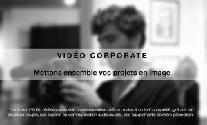 Les vidéos Corporate: c'est quoi ?