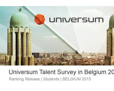 Belgique : quels sont les employeurs préférés des étudiants ?