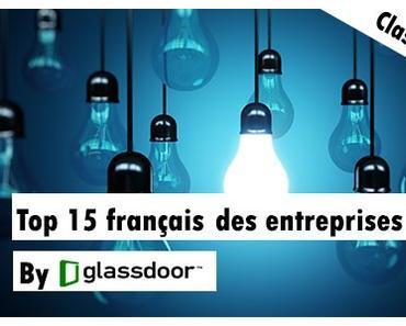 Premier classement Glassdoor des entreprises IT en France