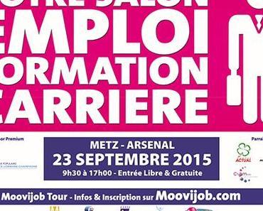 Salon Emploi Recrutement Formation Carrière – Moovijob Tour Metz 2015