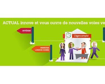 Le groupe ACTUAL, des solutions pour l'emploi et les compétences au Moovijob Tour France