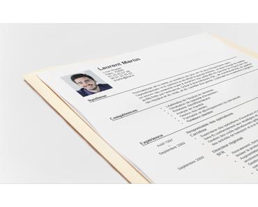 Créer votre CV en quelques clics