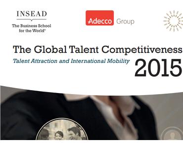 Le Luxembourg en 3ème position de l'Index mondial sur la Compétitivité et les Talents