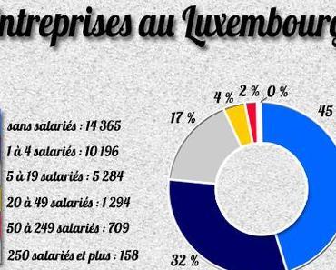 Qui sont les plus gros employeurs au Luxembourg ?