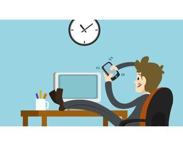 Mal gérer son temps pour mieux l'utiliser ?