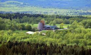 Un point fort du tourisme en Auvergne : le parc Vulcania
