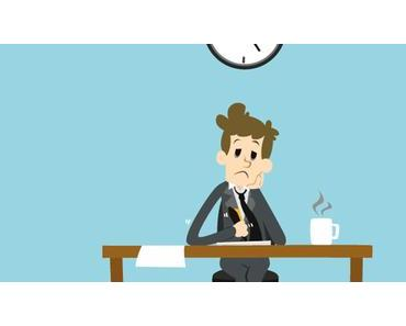 Le bore-out, maladie des temps modernes