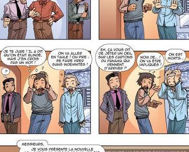 "BD Les Consultants N°18 : ""L'art"" de l'investissement client"