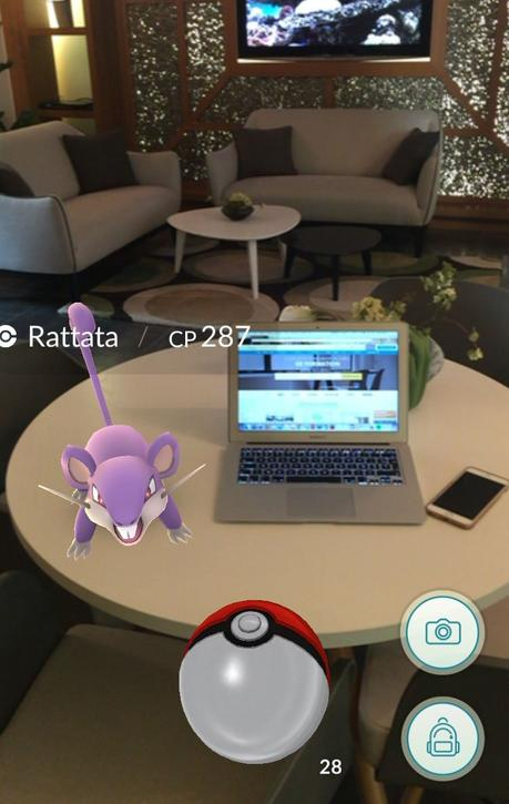 Le phénomène PokémonGo au bureau