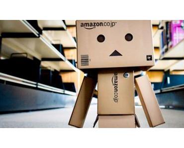 Amazon et les robots