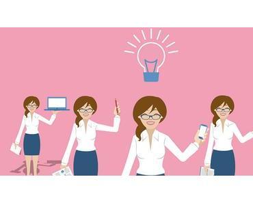 Les femmes dans l'entreprise du futur