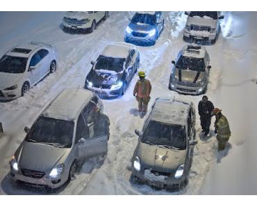Tempête de neige : c'est la faute des RH !