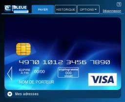 L'e-carte bleue : quels sont les avantages de cette méthode de paiement ?