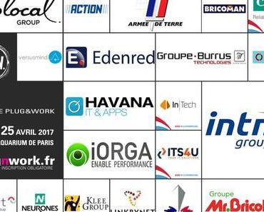 Tout savoir sur la soirée de recrutement Plug&Work Paris 2017 à l'Aquarium de Paris