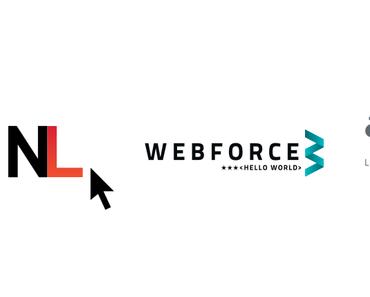 Découvrez la formation FIT4CODING Développeur Web et mobile proposée au Luxembourg par WebForce3