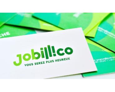 3 raisons de posséder une carte professionnelle  en recherche d'emploi